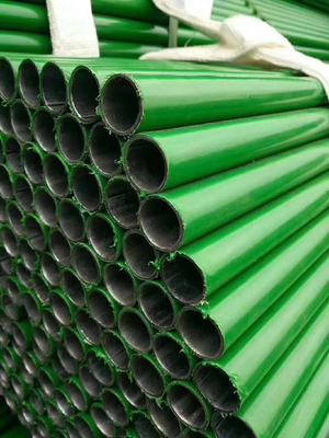 Plastic coated pipe 3